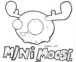 Minimoose by the-zeo