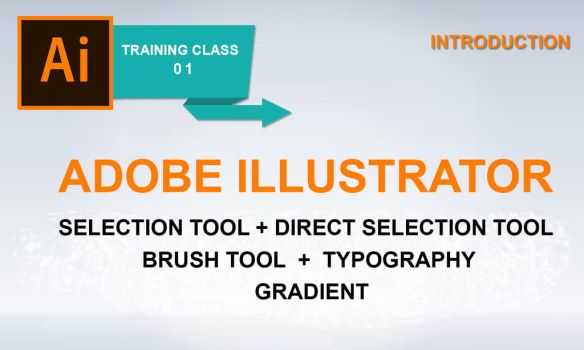 Adobe Illustrator Training Class 1 - Introduction by ArtisticMentor