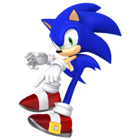 Another Sonic by JaysonJeanChannel