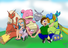 Our Pokemon Group (title pending)