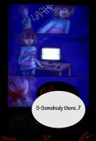 [ENG] page 21 - UNDERVIRUS by Jeyawue