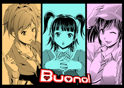 Buono by ishquid