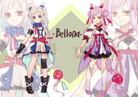 Bellona 48-49 [CLOSED TY] by SoleilRune