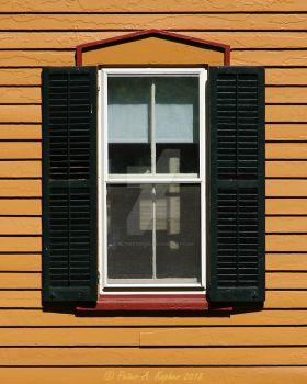 Shutters and Panes by peterkopher