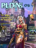 The PaLaDiNs Lian issue by RockyRock69