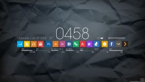 Metro Icons  1.5 by BStoneArch