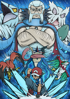 XY Gym 8 Hype by Rohanite