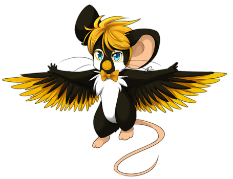 [CM] Toucan Mouse by Kiimmey