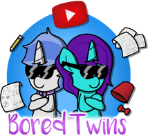 Bored Twins by TechReel