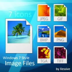 Image 7 Style Icons by XSV