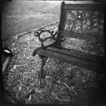 The Waiting Place by osoling