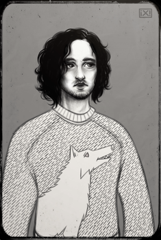 Got: Jon Snow by maryallen138