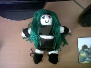 Envy FMA plushie by KawaiKawaii