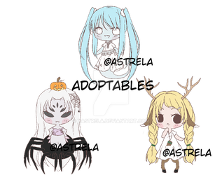 Newadopts{OPEN} by xAstrela