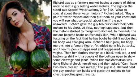 Special Water Melons TG by MR-TG