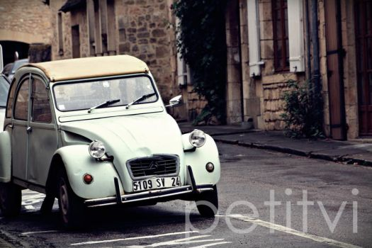 little french car... by petit-vi