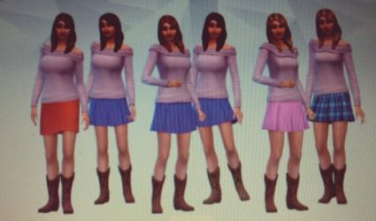 Python Nu Kappa in the SIMS 4!!!!!!!!!!!!!!!!!!! by monstersuniversity1