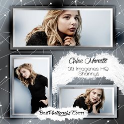 Photopack 2490 - Chloe Moretz by southsidepngs