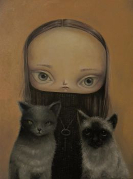 Cats by paulee1