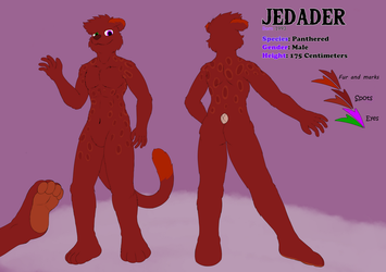 Jedader Reference Sheet 2018 by Jedader