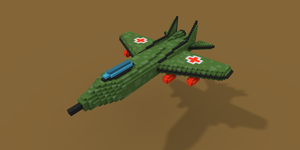 Medical Jet by rubengcdev