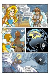 Ah Heck!! The Angel Chronicles Web Page 104 by MaryBellamy