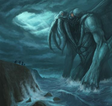 Aventures Cthulhu by Jahwa