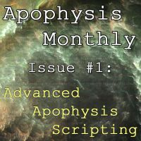Apophysis Monthly - ISSUE 1 by Apophysis