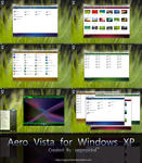 Aero Vista for XP by sagorpirbd