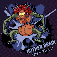 SMASH 150 - 033 - MOTHER BRAIN by professorfandango