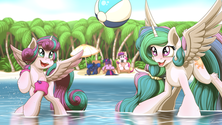 Royal Summer - Part 1 by Ohemo