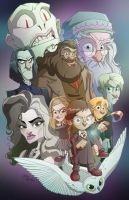 Harry Potter by Bloodzilla-Billy
