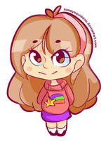 Mabel Pines by SassySquiddoo