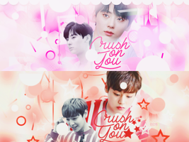 [Crush on you] :: MINHJYUN - JIHOON :: by Amaya-Ito-Kites