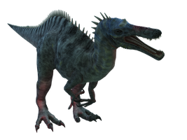 STOCK Suchomimus 06 by Gislaadt