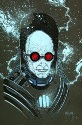 Mister Freeze by Blasterkid