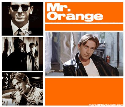 Mr. Orange by Sunlandictwin
