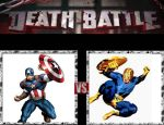 Request #136 Captain America vs Guardian by LukeAlanBundesen