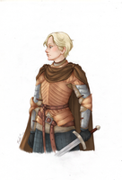 Brienne Of Tarth by Fufu-the-maniac