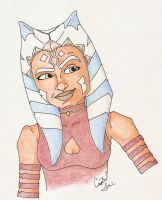 Ahsoka 14 by Crystal-Cat
