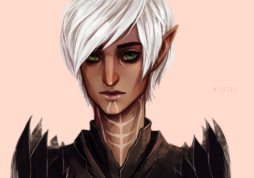 Fenris by Ajgiel