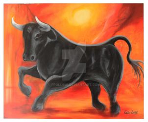 The bull by Frollino