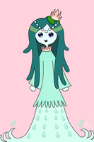 Adventure time: Water princess by roleholder