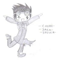 Chibi Jack Spicer by TommEdge4Life