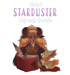 [NEW] Starduster Visual Guide by Sapphu-Adopts