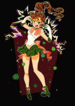 Sailor Jupiter by cottonwings