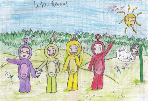LinkinTubies by ArellLP