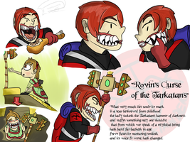 Rovin's Cursed Mouth by Nyanbonecrush
