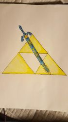 Master sword by asm1994