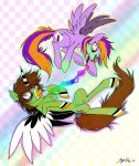 Let's Make Rainbow Accessories by Serge-Stiles